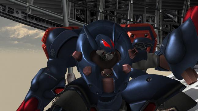 Metal Wolf Chaos XD - Screenshots - Bild 1