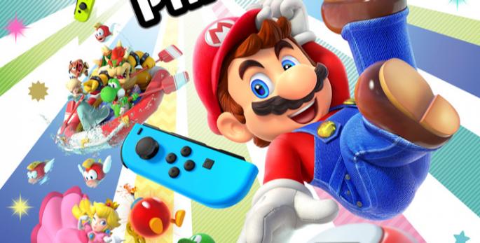 Super Mario Party - Gewinnspiel - Gewinnspiel