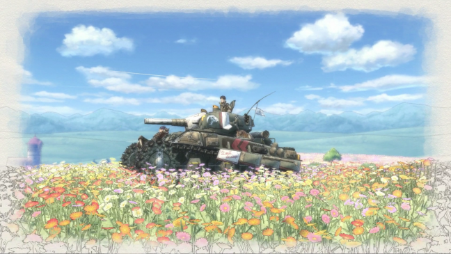 Valkyria Chronicles 4 - Screenshots - Bild 1