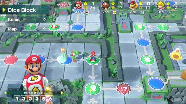 Super Mario Party - Screenshots - Bild 1