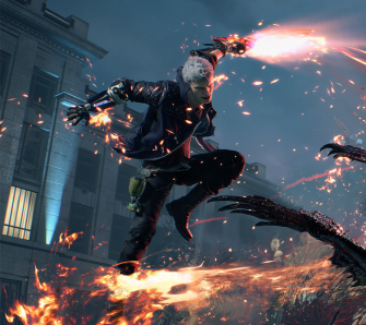 Devil May Cry 5 - Test