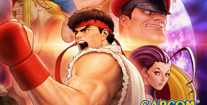 Street Fighter 30th Anniversary Collection - Test