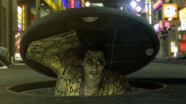 Yakuza Kiwami - Screenshots - Bild 1