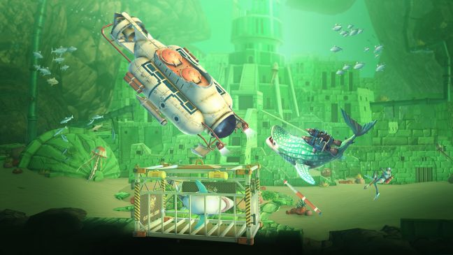 Hungry Shark World - Screenshots - Bild 1