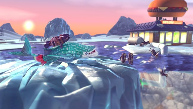 Hungry Shark World - Screenshots - Bild 11