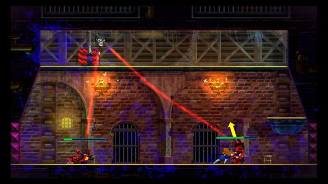Guacamelee! 2 - Screenshots - Bild 1