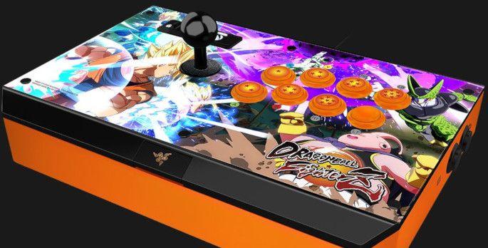 Razer Atrox Arcade Stick - Test