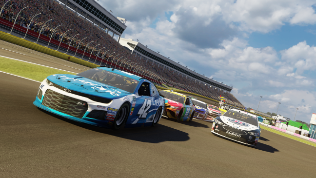 NASCAR Heat 3 - Screenshots - Bild 1