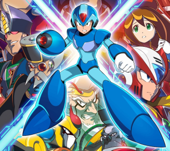 Mega Man X Legacy Collection - Test