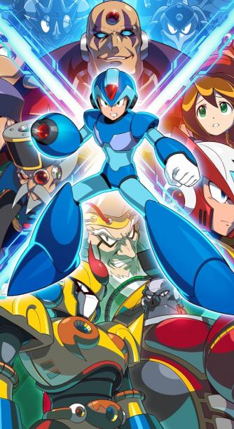 Mega Man X Legacy Collection - Test
