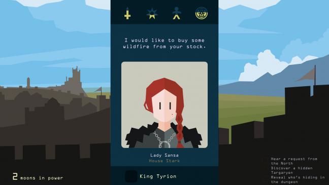 Reigns: Game of Thrones - Screenshots - Bild 1