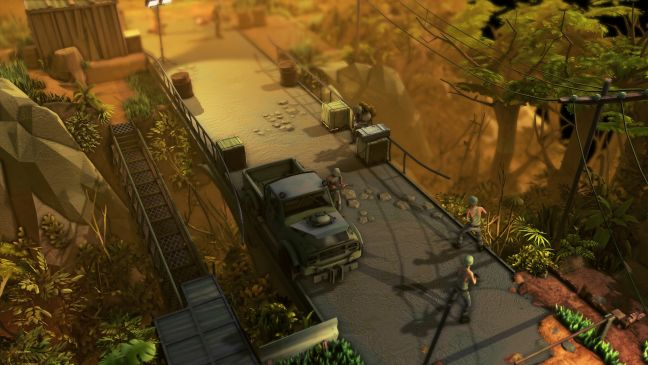 Jagged Alliance: Rage! - Screenshots - Bild 1