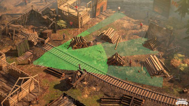 Desperados III - Screenshots - Bild 1