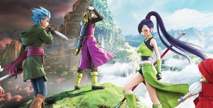 Dragon Quest XI: Streiter des Schicksals - Gewinnspiel - Gewinnspiel