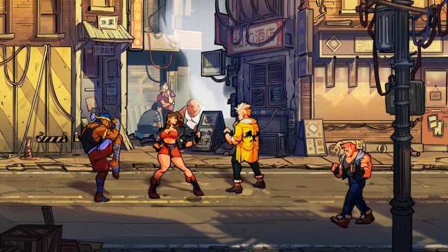 Streets of Rage 4 - Screenshots - Bild 1