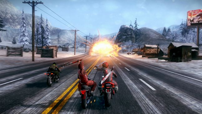 Road Redemption - Screenshots - Bild 1