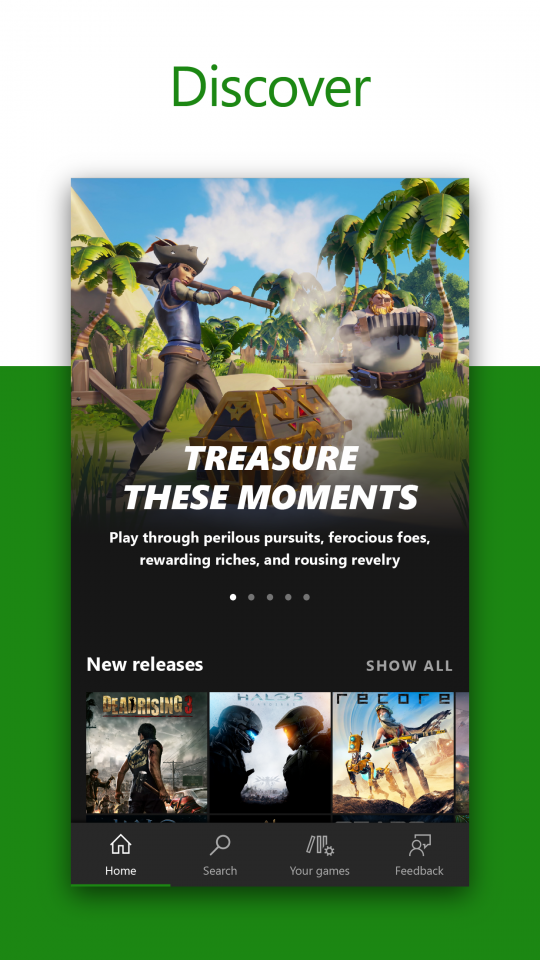 Xbox Game Pass - Screenshots - Bild 1