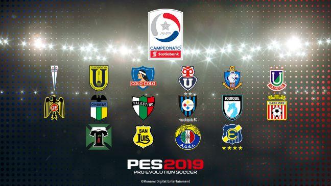 Pro Evolution Soccer 2019 - Screenshots - Bild 1