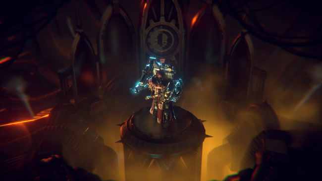 Warhammer 40.000: Mechanicus - Screenshots - Bild 1