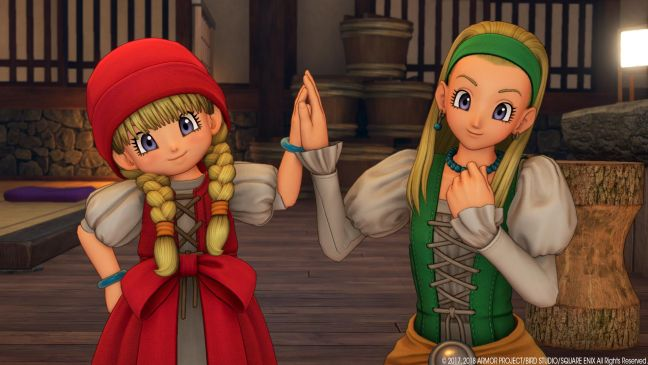 Dragon Quest XI: Echoes Of An Elusive Age - Screenshots - Bild 1
