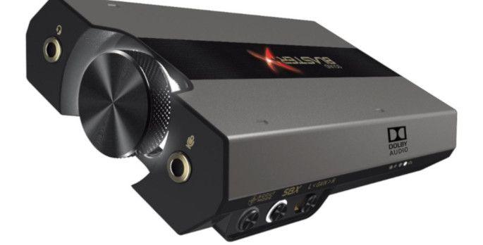 Sound BlasterX G6 - Test