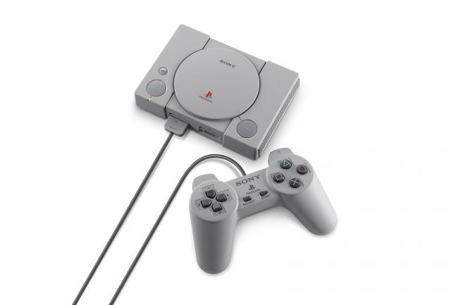 PlayStation Classic - Screenshots - Bild 1