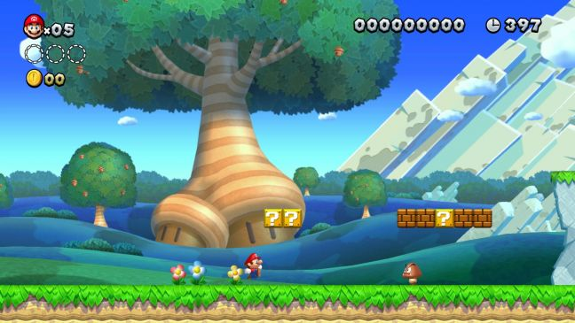 New Super Mario Bros. U Deluxe - Screenshots - Bild 1