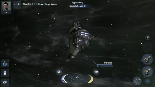 EVE: Echoes - Screenshots - Bild 1