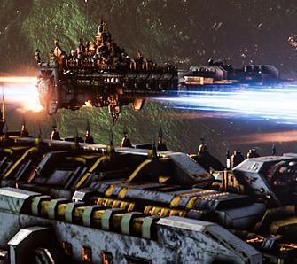 Battlefleet Gothic: Armada II - Screenshots