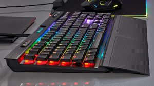 Corsair K70 RGB MK.2 Low Profile Rapidfire