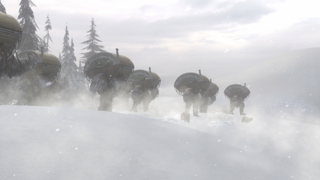 Syberia 3 - Screenshots - Bild 4