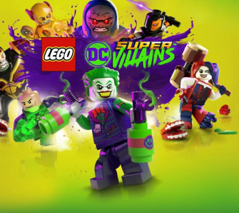 Lego DC Super Villains - Test