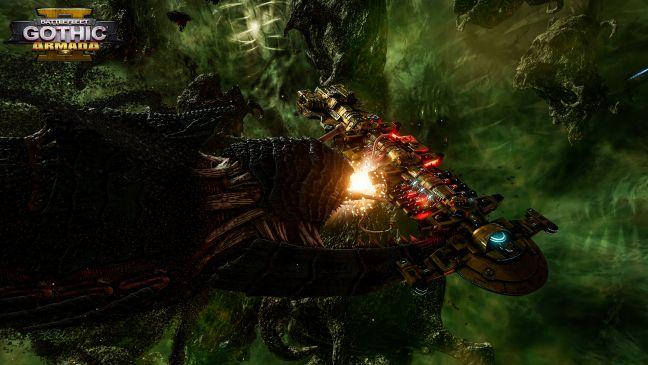 Battlefleet Gothic: Armada II - Screenshots - Bild 1