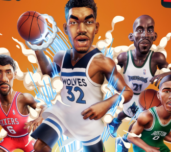 NBA 2K Playgrounds 2 - Test