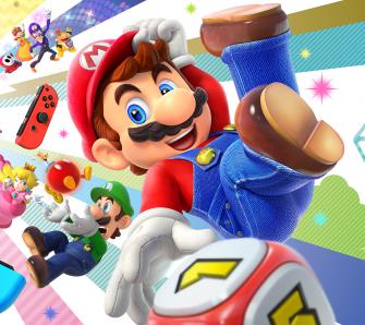 Super Mario Party - Test