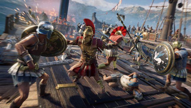 Assassin's Creed: Odyssey - Screenshots - Bild 9