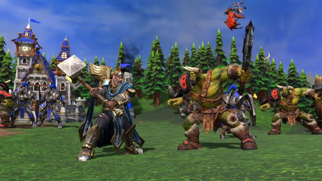 Warcraft III: Reforged - Screenshots - Bild 32