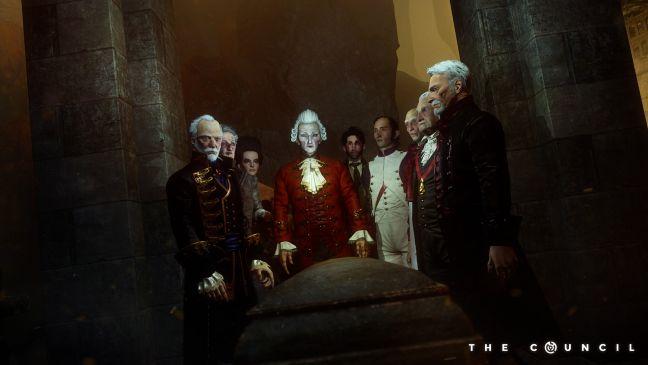 The Council - Screenshots - Bild 1