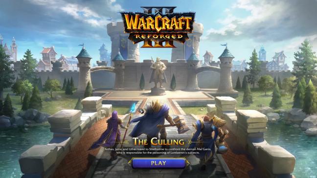 Warcraft III: Reforged - Screenshots - Bild 10