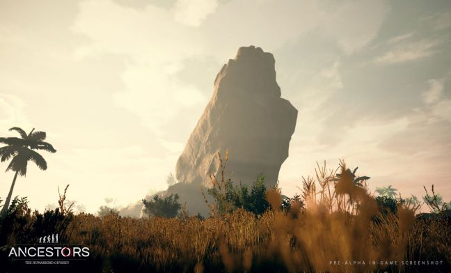 Ancestors: The Humankind Odyssey - Screenshots - Bild 1