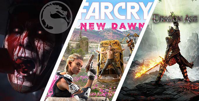Top-Neuankündigungen von den Game Awards 2018 - Special