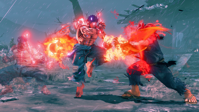 Street Fighter V: Arcade Edition - Screenshots - Bild 11