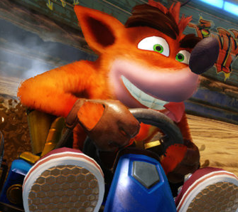 Crash Team Racing: Nitro-Fueled - Test