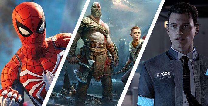 Die besten PS4-Exklusivspiele 2018 - Special