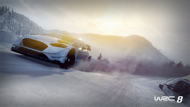 WRC 8 - Screenshots - Bild 1