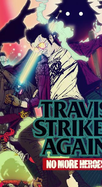 Travis Strikes Again: No More Heroes - Test