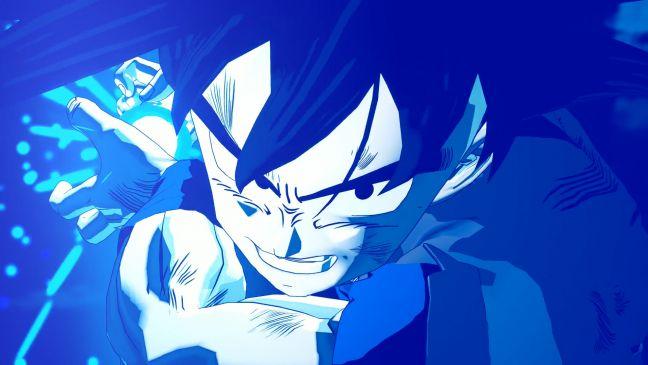 Dragon Ball Game: Project Z - Screenshots - Bild 1