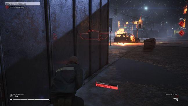Left Alive - Screenshots - Bild 1