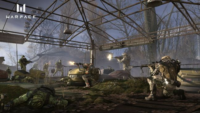 Warface - Screenshots - Bild 1
