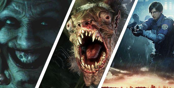 Top 10: Die besten Horror- und Zombiespiele 2019 - Special